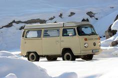 Volkswagen Bus factory 4WD protorype