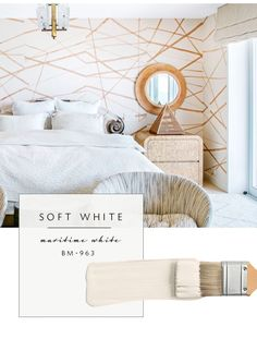 Our Top Color Palette Trends Spring 2017 - Soft White