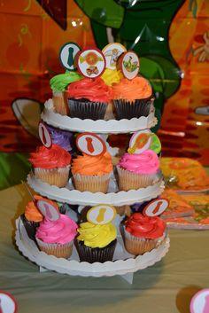 Cupcakes de Atención Atención