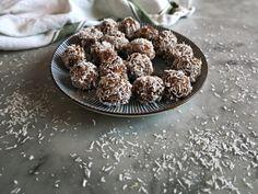 Supergoda pepparkaksbollar utan gluten, mejeriprodukter och tillsatt socker. För ibland är det enklaste det absolut godaste.