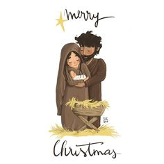 """That's why I'm celebrating Christmas! 🔸🔸🔸🔸🔸🔸🔸🔸🔸🔸🔸🔸🔸🔸🔸 """"For God so loved the world that he gave his one and only Son, that whoever… Christmas Quotes, Christmas Wishes, Christmas Time, Christmas Cards, Merry Christmas, Jesus Art, Jesus Pictures, Catholic Art, Christmas Illustration"""