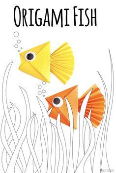 Origami Fish – Make Film Play