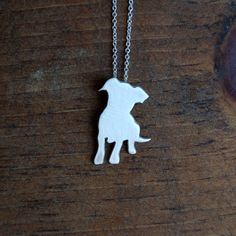 sweet and adorable rescue necklace.  Need it.