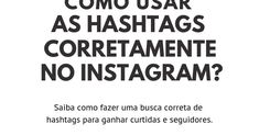 Saiba como escolher as melhores hashtags para ganhar curtidas e novos seguidores no Instagram. Instagram Grid, Instagram Blog, Instagram Posts, Hastag Instagram, School Binder Covers, Work Success, Kids And Parenting, Digital Marketing, Infographic