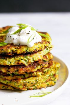 Healthy-zucchini-fritter-recipe