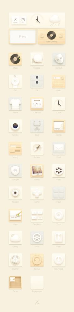 white Web Design, App Icon Design, Graphic Design, Launcher Icon, Mobile App Icon, Visual Communication Design, Ios Icon, Custom Icons, Phone Icon