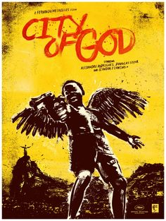 Image result for city of god movie poster