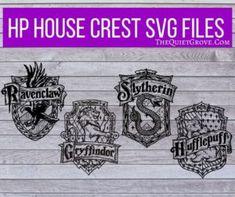 Harry Potter Crest, Harry Potter Shirts, Harry Potter Diy, Harry Potter Fandom, Harry Potter Hogwarts, Harry Potter Stencils, Hogwarts Houses, Cricut Creations, Cricut Ideas