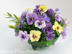 Без заголовка. Обсуждение на LiveInternet - Российский Сервис Онлайн-Дневников Nylon Flowers, Flower Crafts, Pansies, Succulents, Floral Wreath, Stockings, Wreaths, Awesome, Plants