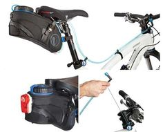 Bike Accessories would rather have the pack but near idea