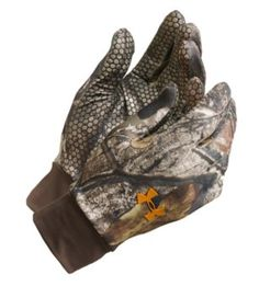 Under Armour® ColdGear® Hurlock ArmourStretch® Camo Gloves