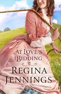 At Love's Bidding by Regina Jennings http://www.amazon.com/dp/0764211412/ref=cm_sw_r_pi_dp_ZjM7ub1Z8P34A