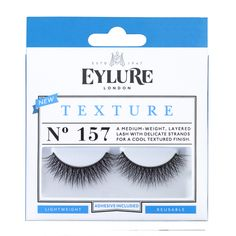Eylure Strip Eyelashes Texture No. 157 - feelunique.com
