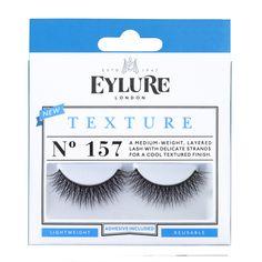 Eylure Strip Eyelashes Texture No. 157 - feelunique.com