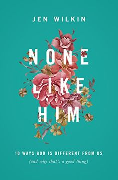 None Like Him: 10 Ways God Is Different from Us (and Why That's a Good Thing) by Jen Wilkin http://www.amazon.com/dp/1433549832/ref=cm_sw_r_pi_dp_nK1Wwb186M7GW