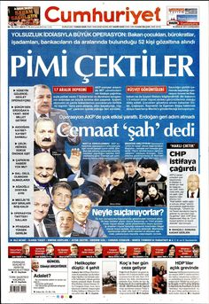 Newspaper Headlines, Old Newspaper, Turkey History, Olay, Memories, Istanbul, Archive, Middle, Cover Pages