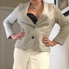 Gap blazer. Clothes need to go...make an offer :) Never worn GAP Jackets & Coats Blazers