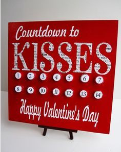 Make creative home or party Valentine decorations. Valentine gift ideas for kids, teachers, him, her. Valentine crafts for adults to make. Valentine Day Kiss, My Funny Valentine, Happy Valentines Day, Valentines Day Activities, Valentine Day Crafts, Holiday Crafts, Valentine Ideas, Valentine Stuff, Valentine Wreath