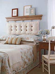 35 idee di testiere per migliorare il design della camera da letto