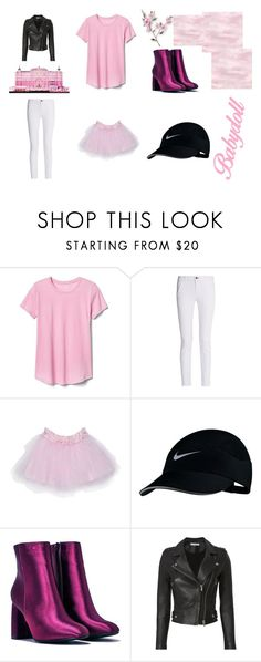"""""""other criminal outfit"""" by miliorobb on Polyvore featuring Gap, rag & bone, NIKE, Nasty Gal and IRO"""