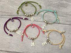 Friendship Bracelets Initial Bracelets Girls Bracelet