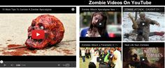 Zombie Videos |  Zombies Infested World #zombies #survival #zombieattack #zombie_video