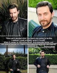 Image result for richard armitage nyc taxi cab photoshoot