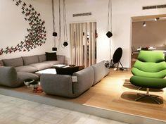 Unsere Ausstellung im Cor interlübke Studio Köln Sofa, Couch, Studio, Furniture, Home Decor, Settee, Settee, Decoration Home, Room Decor