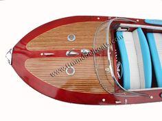 Riva Tritone Speed Boat Model