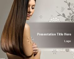 Hair Care PowerPoint Template | Free Powerpoint Templates