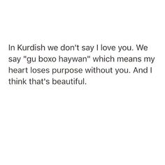 So beautiful. Kurdish quotes. ;D