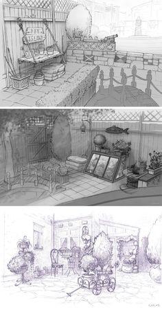 GnomeoandJuliet-conceptarts-CarlosZaragoza-2