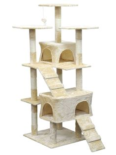 Homessity HC-001 Light Weight Economical Cat Tree Furniture ^^ Quickly view this special cat product, click the image : Cat Tree and Tower
