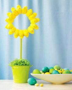 27 Fun Easter Crafts For Kids - Easy Easter Art Projects For Kids Easter Peeps, Hoppy Easter, Easter Party, Easter Food, Easter Bunny, Easter Stuff, Easter Dinner, Bunny Bunny, Easter Gift
