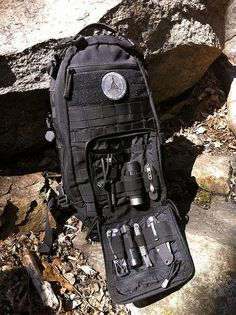 TAD FAST pack litespeed with OP1