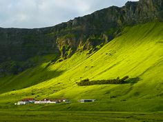 Landscape near Skogar. Iceland by Luis Castaneda on 500px