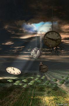 Rêves 1 et 7 : retard (même chose) l'horloge pourrait être l'objet