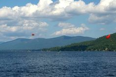"""Nicknamed """"Queen of the American Lakes,"""" there's tons of fun to be had at this Adirondack foothills ... - mlsholden/flickr.com"""