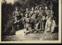 A band of UPA fighters, date unknown