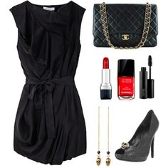 the perfect dressy, classy look