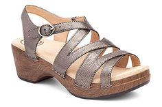 d4f951f04eb Spring forward in style and comfort wearing the women s Dansko® Stevie  sandal. Spring Sandals. The Walking Company