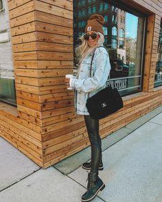 Mom Outfits, Winter Fashion Outfits, Fall Winter Outfits, Autumn Winter Fashion, Winter Clothes, Winter Style, Fashion Ideas, Funky Fashion, Women's Fashion