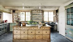 What an island! Joris Van Apers Belgian country house in Veranda March/April 2015