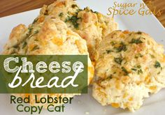 These cheese biscuits are so good you will probably have a hard time only eating one!