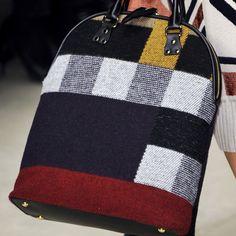Best blanket trend handbags for Autumn/Winter 2014