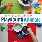 Toddler play-doh