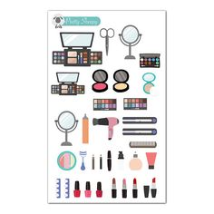 Makeup Stickers