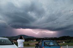 24.05.2014 - Gewitter + Blitzschlag + Sturmjäger @ Gleisdorf (STMK)
