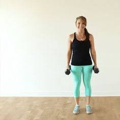 8 Exercises to Tighten Your Butt and Legs (One-Week Plan) -