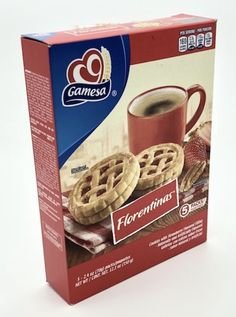 Buy Gamesa Florentinas Cookies with Strawberry - Galletas Florentins con Relleno Fresa - 5 Packs at MexGrocer.com Mexican Cookies, Mexican Snacks, Mexican Food Recipes, Mexican Meals, Mixed Nuts, Waffles, Oatmeal, Food Porn, Strawberry